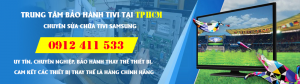 sửa tivi Samsung